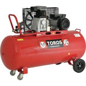 Toros Επαγγελματικός Αεροσυμπιεστής με ιμάντα 602039