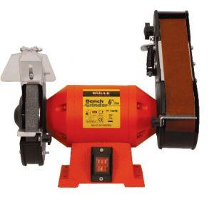 BULLE ΔΙΔΥΜΟΣ ΤΡΟΧΟΣ (ΠΕΤΡΑ-ΤΑΙΝΙΑ) T/T 150/50 200 Watt 150mm 41837