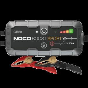ΕΚΚΙΝΗΤΗΣ / ΦΟΡΤΙΣΤΗΣ ΜΠΑΤΑΡΙΩΝ ΛΙΘΙΟΥ [500A] Boost GB20 Sport UltraSafe